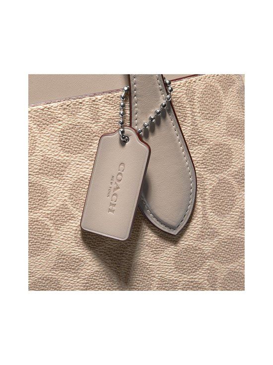 Coach - Lora Carryall In Signature Canvas -laukku - LH/SAND TAUPE | Stockmann - photo 6