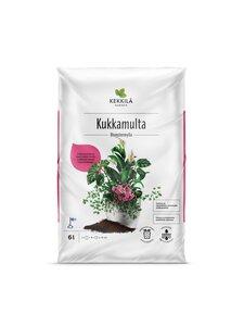 Kekkilä - Kukkamulta 6 l | Stockmann