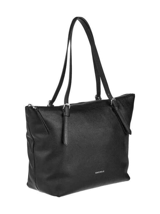 Coccinelle - Alix Shopper -nahkalaukku - 001 NOIR | Stockmann - photo 2