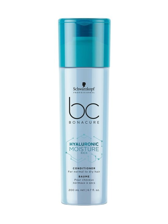 Schwarzkopf Professional - Bonacure Hyaluronic Moisture Kick Cream Conditioner -hoitoaine 200 ml - NOCOL | Stockmann - photo 1