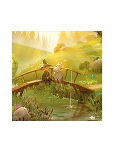 Moomin - Moominvalley Moomin & Snufkin -lasinalunen 6 kpl - MULTICOLOR | Stockmann