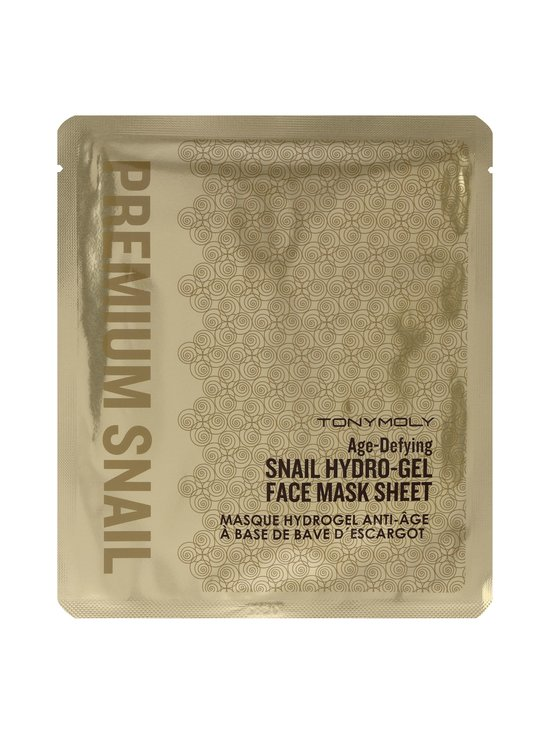 Intense Care Snail Gel Mask -kasvonaamio