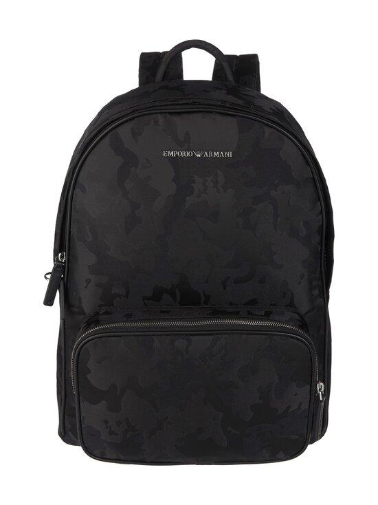 Emporio Armani - Reppu - 85149 BLACK/BLACK CAMOU | Stockmann - photo 1