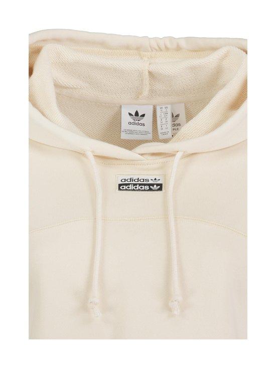 adidas Originals - R.Y.V. Cropped Hoodie -huppari - LINEN | Stockmann - photo 3
