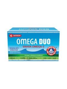 Bioteekki - Omega DUO 650 mg -kalaöljyvalmiste 120 kaps./170 g | Stockmann