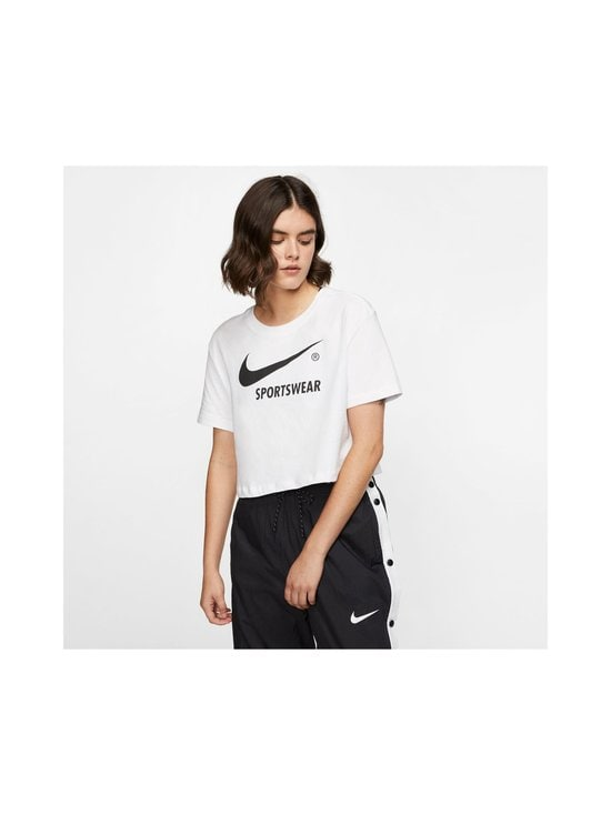 Nike - Sportswear-paita - 100 WHITE/BLACK | Stockmann - photo 2