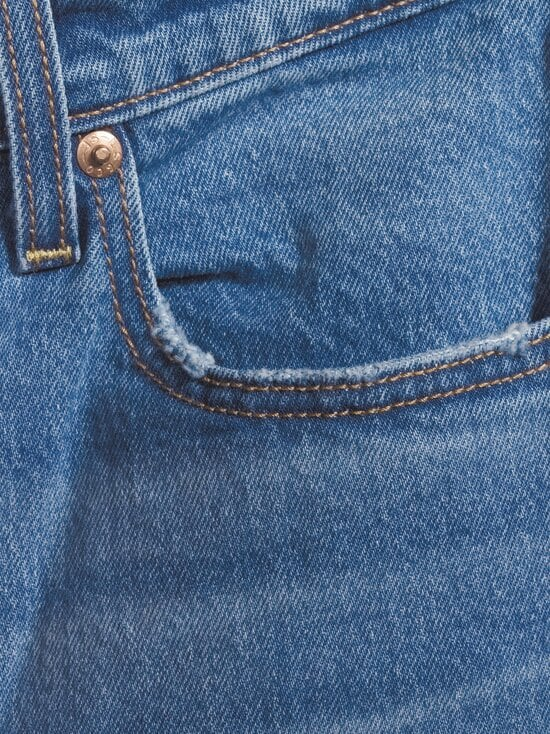 Levi's - Ribcage Straight Ankle -farkut - 242 LIGHT INDIGO - WORN IN | Stockmann - photo 6