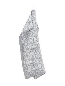 Lapuan Kankurit - Villiyrtit-pellavapyyhe 48 x 70 cm - 9 BLACK-LINEN | Stockmann