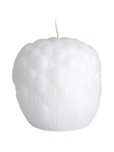Pentik - Jäkälä-kynttilä 10 x 11 cm - WHITE   Stockmann