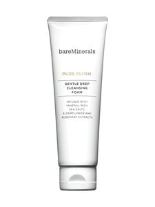 Bare Minerals - Pure Plush Gentle Deep Cleansing Foam -puhdistusvaahto 120 ml | Stockmann