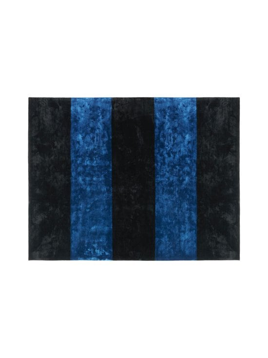 Normann Copenhagen - Pavilion-matto 300 x 400 cm - BLACK/DARK BLUE (MUSTA/TUMMANSININEN) | Stockmann - photo 1