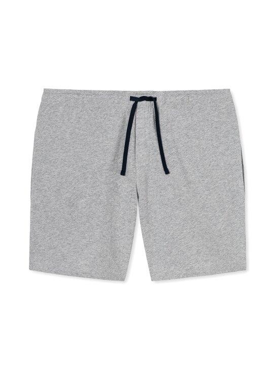 Schiesser - Mix+Relax Long Boxer -pyjamashortsit - 202 GREY MELANGE   Stockmann - photo 1
