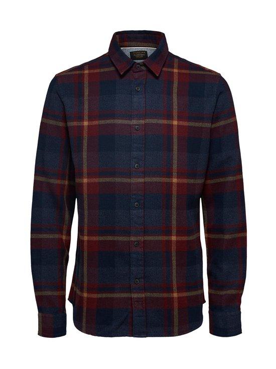 Selected - SlhRegunnar-New Shirt -paita - PORT ROYALE CHECKS:CHECK   Stockmann - photo 1