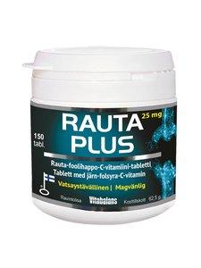 Vitabalans - Vitabalans Rauta Plus -ravintolisä 25 mg - null | Stockmann