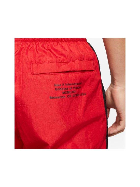 Nike - Swoosh Woven -housut - 657 UNIVERSITY RED/BLACK/WHITE | Stockmann - photo 8