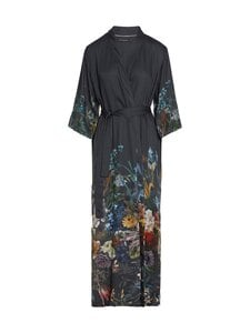 Essenza - Kimono Jula Eleanor Long -aamutakki - NIGHTBLUE | Stockmann