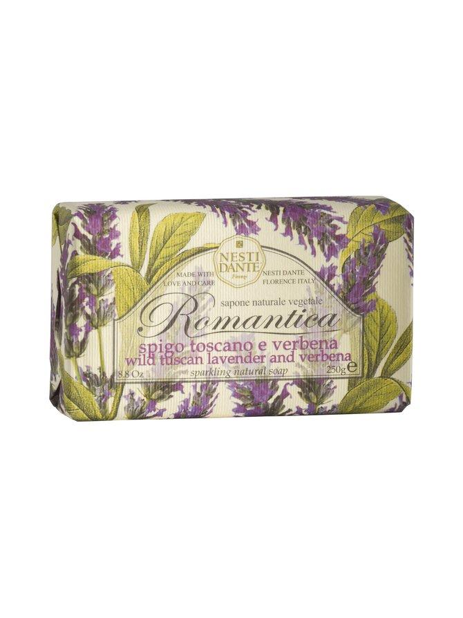 Romantica Tuscan Lavender & Verbena -palasaippua 250 g