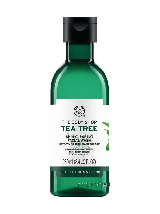The Body Shop - Tea Tree Skin Clearing Facial Wash -kasvojenpuhdistusaine 250 ml - null | Stockmann - photo 1