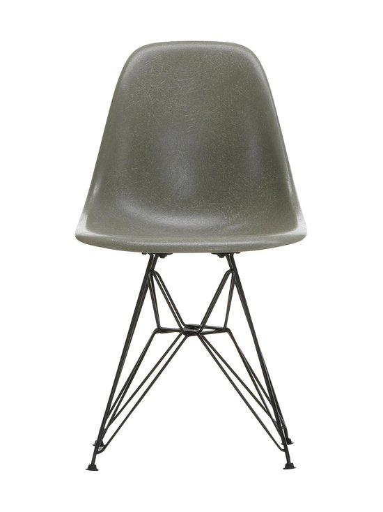 Vitra - Eames DSR Fiberglass -tuoli - 06 EAMES RAW UMBER/30 BASIC DARK | Stockmann - photo 1