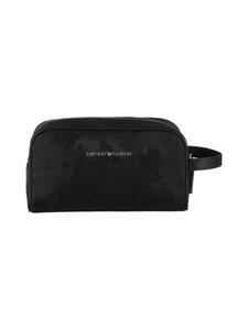 Emporio Armani - Toilettilaukku - 85149 BLACK/BLACK CAMOU   Stockmann