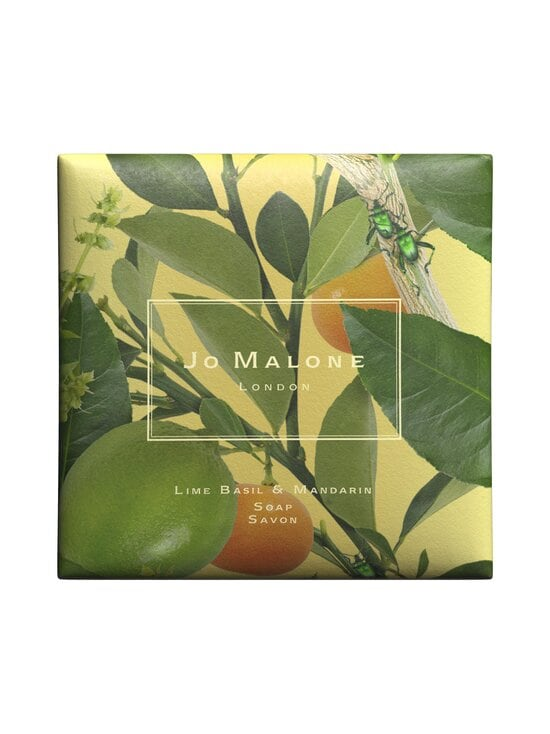 Jo Malone London - Lime Basil & Mandarin Soap -saippua 100 g - NOCOL   Stockmann - photo 1