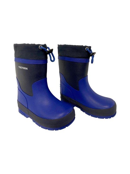 Tretorn - Optimist Winter -kumisaappaat - 82 BLUE/NAVY | Stockmann - photo 1
