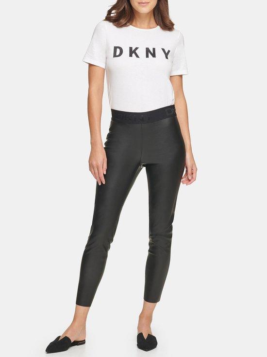 Dkny - Pull On -leggingsit - BLACK   Stockmann - photo 3