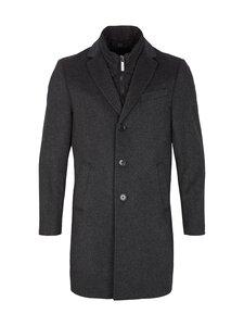 SAND Copenhagen - Cashmere Coat - Sultan New -villakangastakki - 190 CHARCOAL | Stockmann