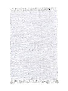 Himla - Tvärnö-puuvillamatto - WHITE (VALKOINEN)   Stockmann
