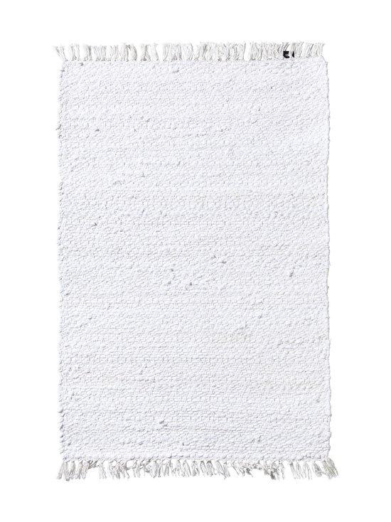 Himla - Tvärnö-puuvillamatto - WHITE (VALKOINEN) | Stockmann - photo 1