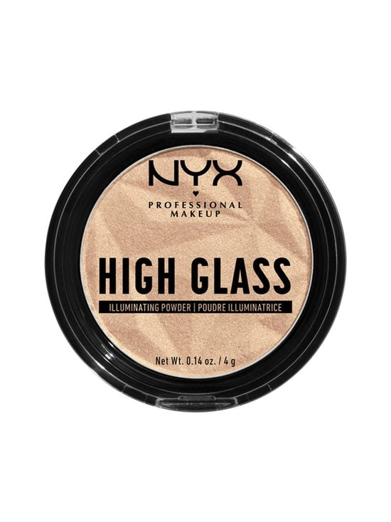 NYX Professional Makeup - High Glass Illuminating Powder -hohdepuuteri 4 g - 1 MOON | Stockmann - photo 1