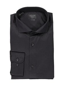 Selected - Slim Fit -kauluspaita - BLACK (MUSTA) | Stockmann