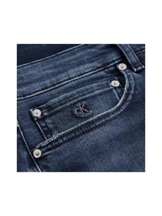 Calvin Klein Jeans - CKJ 026 Slim -farkut - 1BJ BB017 - BLUE BLACK   Stockmann - photo 5