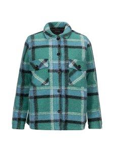 Peak Performance - W Kelly Shirt Jacket -takki - 950 COMBINATION | Stockmann