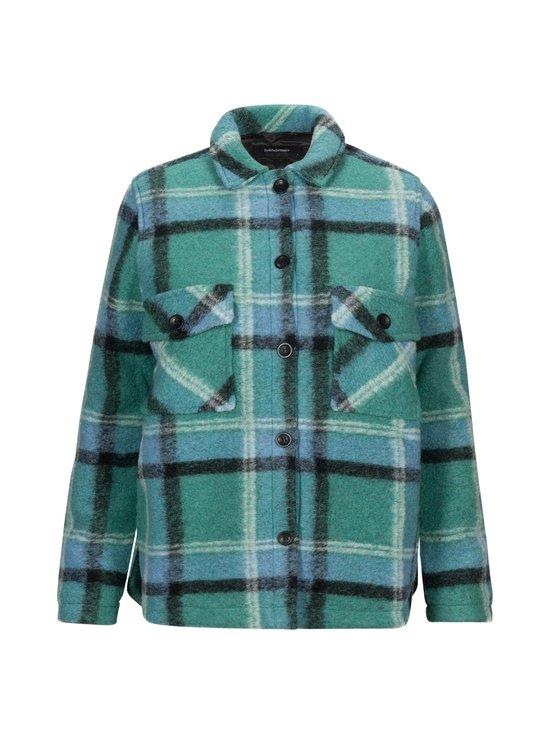 Peak Performance - W Kelly Shirt Jacket -takki - 950 COMBINATION | Stockmann - photo 1