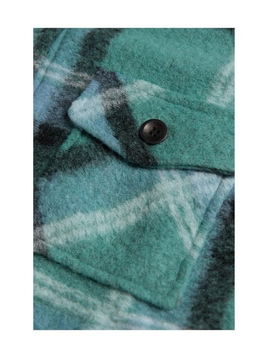 Peak Performance - W Kelly Shirt Jacket -takki - 950 COMBINATION | Stockmann - photo 5