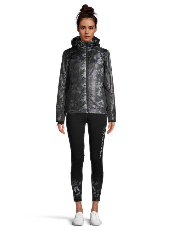 Ea7 - Pantaloni Leggins -leggingsit - 1200 BLACK   Stockmann - photo 4