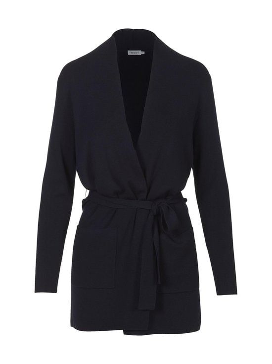 Filippa K - Merinovillaneuletakki - NAVY | Stockmann - photo 1