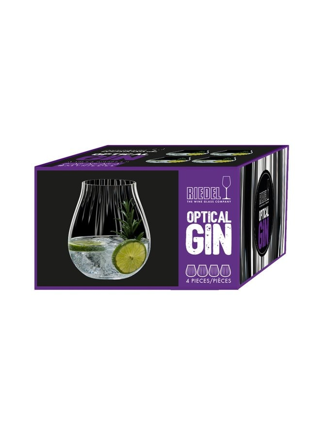 Optical Gin -lasi 4 kpl