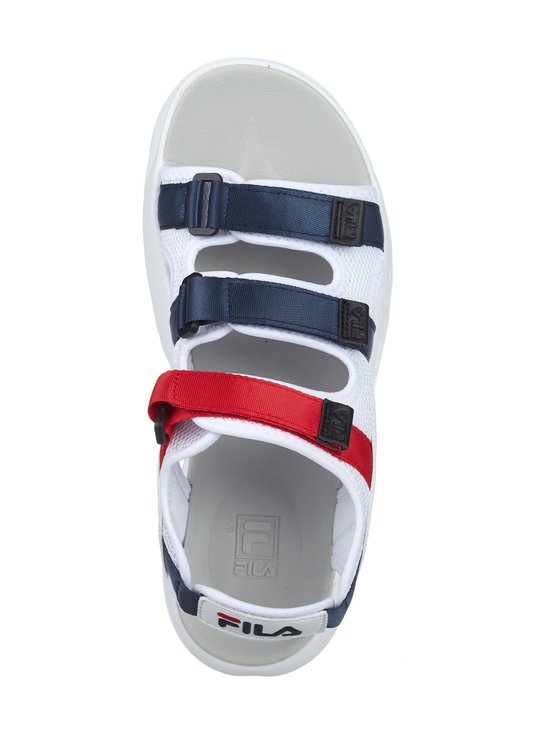 Fila - Disruptor-sandaalit - 01M - WHITE / FILA NAVY / FILA RED | Stockmann - photo 2