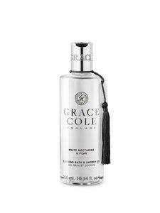 Grace Cole - White Nectarine Pear Bath Shower Gel -suihkugeeli 300 ml | Stockmann