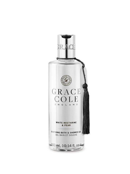 Grace Cole - White Nectarine Pear Bath Shower Gel -suihkugeeli 300 ml - NOCOL | Stockmann - photo 1