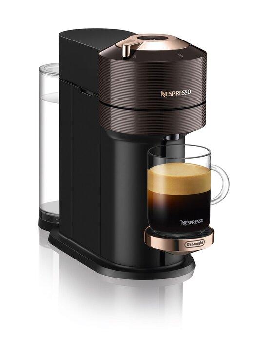Nespresso - Vertuo Next Premium by Delonghi -kapselikeitin - MUSTA | Stockmann - photo 2