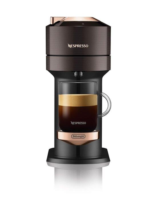 Nespresso - Vertuo Next Premium by Delonghi -kapselikeitin - MUSTA | Stockmann - photo 3