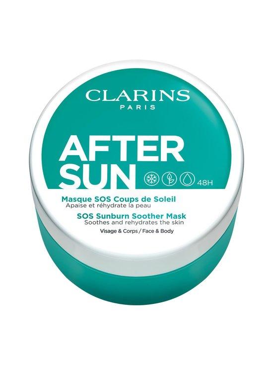 Clarins - SOS Sunburn Soother Mask -kasvonaamio 100 ml - NOCOL | Stockmann - photo 1