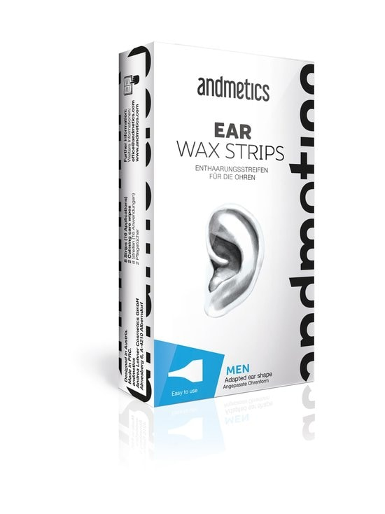 Andmetics - Ear Wax Strips -vahaliuska 8 kpl. | Stockmann - photo 1