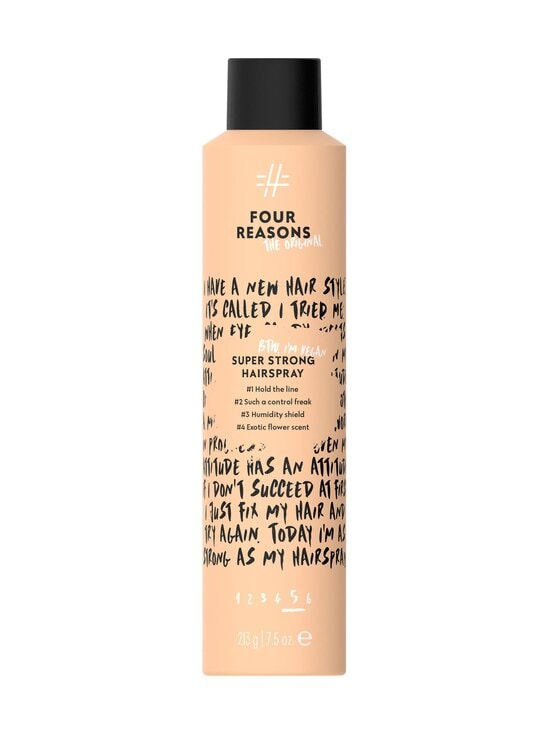 Four Reasons - Super Strong Hairspray -hiuskiinne 300 ml - NOCOL | Stockmann - photo 1