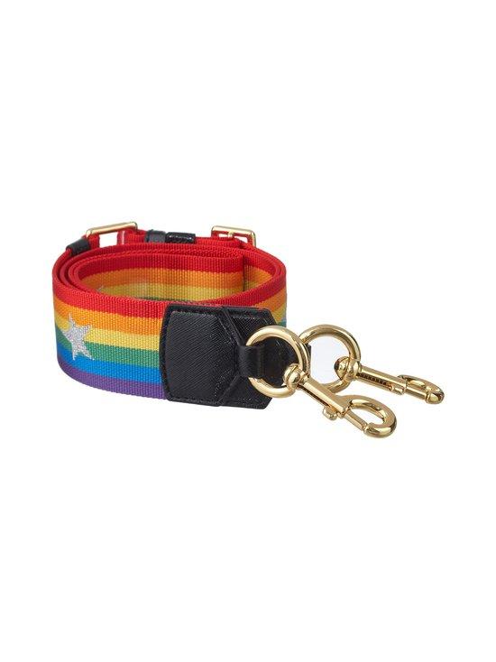 Marc Jacobs - Rainbow Strap With Stars -olkahihna - PURPLE MULTI 501 | Stockmann - photo 1