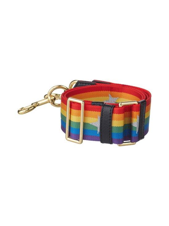Marc Jacobs - Rainbow Strap With Stars -olkahihna - PURPLE MULTI 501 | Stockmann - photo 2
