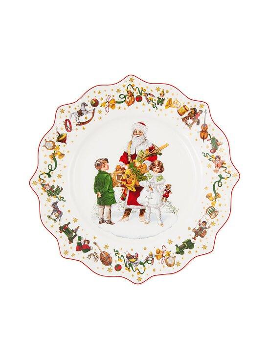 Villeroy & Boch - Annual Christmas Edition Salad Plate 2021 -lautanen 23,5 cm - MULTICO   Stockmann - photo 1